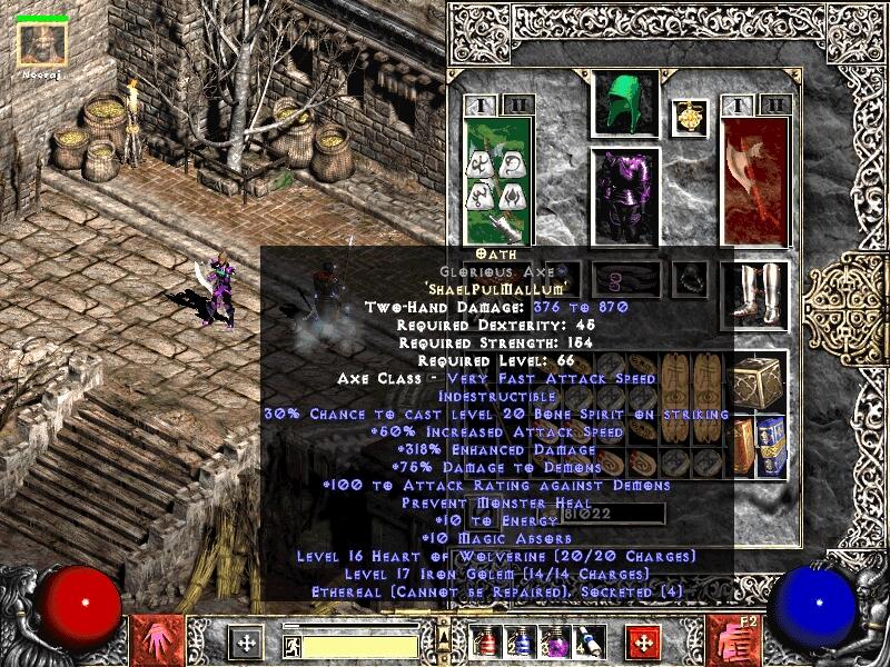 Best Mf Sorc Build D