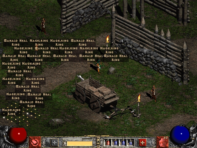 Where To Get Manald Heal Ring Drop